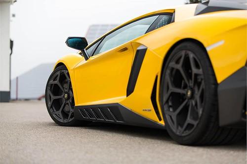 Lamborghini Aventador SV от Novitec Torado