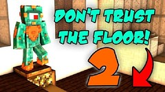 Dont Trust The Floor 2 Map (KimNanNan) Tags: game video 3d games online minecraft