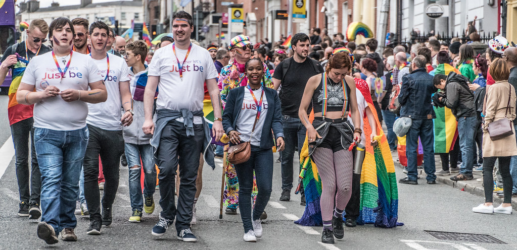 PRIDE PARADE AND FESTIVAL [DUBLIN 2016]-118057