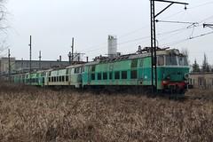 PKP, ET22-418 (Chris GBNL) Tags: train pozna pkp pociag polskiekolejepastwowe et22 pkpcargo et22418 et22348