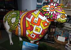 Colour me coco (Cumberland Patriot) Tags: colour me window up shop pencil sheep painted go pop company indoors coco cumbria trust keswick calvert ewe cumbrian herdwick goherdwick