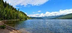 View of Shuswap Lake near Waterfall (Pat's Pics36) Tags: lake canada landscape bc britishcolumbia stives shuswaplake nikond7000 nikkor18to200mmvrlens