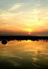 West beach bubble sunset (saltburger) Tags: saltburger sunset sunsetbeach whitstable whitstablesunset westbeach