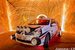 Mallorca Rally (jmrobles_13) Tags: lana car rally coche tune acero ligthpainting