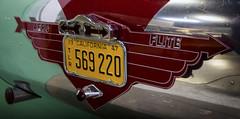 AERO FLITE Trailer (allentimothy1947) Tags: california automobile places sacramento trailer sleepers pedalcars californiaautomobilemuseumantiques