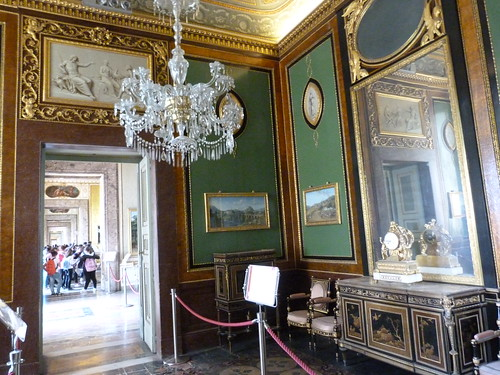 Reggia Caserta - Bourbon royal palace, state rooms (17)