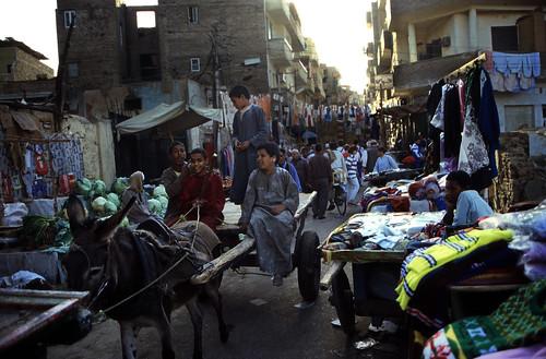 "Ägypten 1999 (224) Im Souk von Luxor • <a style=""font-size:0.8em;"" href=""http://www.flickr.com/photos/69570948@N04/28071309522/"" target=""_blank"">View on Flickr</a>"