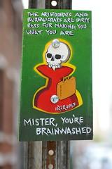 Philadelphia Street Art: Iroquois (Kendall Whitehouse) Tags: wood streetart graffiti philly iroquois
