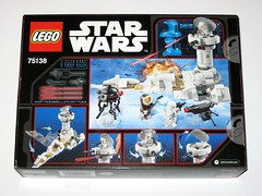 75138 1 lego star wars hoth attack set 2016 misb b (tjparkside) Tags: snow trooper ice set rebel star 1 back outfit gun force lego box 5 five web probe attack 7 mini disney v seven solo e weapon esb empire figure cannon planet stormtrooper laser imperial ren sw wars shovel figures turret strikes episode ep han vii vi weapons wrench droid blaster hoth probot droids minifigure blasters 2016 snowtrooper eweb theempirestrikesback awakens minifigures rebl tesb kylo 75138