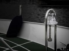 ring my bell (Oly User) Tags: 1240mm128pro flevoland ijsselmeer juli2016 niederlande omdem1 olympus thomasmeinersmann urk hafen glocke schiff