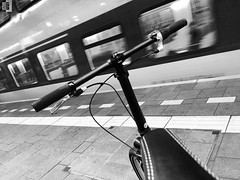 Folding time... #foldingbike#pegasus#arnhem#arnhemcs#arnhemstation#train#commute#cyclographics#cycle#cycling#bicycle#bicicleta#sepeda#bike#bikesaroundtheworld#fahrrad#cykel#velo#fiets#bikelove#bikeporn#rideyourbike#instacycle#igbikes#igercycling#cyclingph (graafsten) Tags: blackandwhite bw monochrome station bike square grey blackwhite pegasus arnhem trainstation squareformat commute commuter inkwell bnw foldingbike arnhemcentraal arnhemcs iphoneography instagramapp