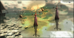 I stand for Peace : Liberté, Egalité, Fraternité. (яσχααηє♛MISS V♛ FRANCE 2018) Tags: pm nordembellys astralia blackbantam keke theforestevent nanika rezology poses events france woman beauty luanesworld gown styling stylist topmodel lesclairsdelunederoxaane lesclairsdelunedesecondlife peace paix féerie fantasy fantasyworld