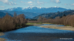 Tararua Ranges and Hutt River (111 Emergency) Tags: tararua ranges lower hutt river lowerhutt wellington newzealand nz