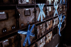Rusty mailbox (ogizooo) Tags: rust mailbox snapshot darknes abandoned sdquattro sigma sigma24mmf14art