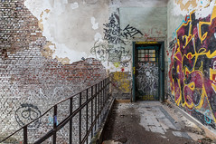 _O7A9186 (AntonyCASAFilms) Tags: urbex ue abandoned derelict decay fort military 19th century chartreuse