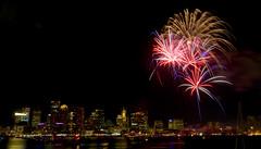 20160903-203754_60_Boston (Ernest Kim) Tags: boston eastboston fireworks landscape night outdoor skyline