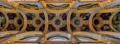 Palais Bourbon Library (brenac photography) Tags: brenac brenacphotography bourbon assembleenational france library nikon samyang oloneo d810 paris interior ceiling plafond delacroix