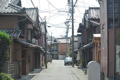 ise197 (tanayan) Tags: road street alley mie ise japan nikon j1 kawasaki