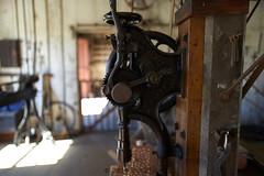 drill press (nocklebeast) Tags: nrd wilderranch santacruz ca usa wilderl2060261 drill drillpress