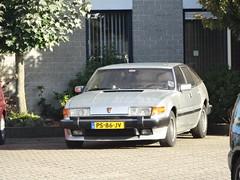 Rover 2600 VAN DEN PLAS AUTOMATIC 1986 Deventer (willemalink) Tags: rover 2600 van den plas automatic 1986 deventer