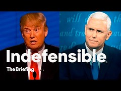 Mike Pence couldn't defend Donald Trump at the Vice Presidential debate | The Briefing (Download Youtube Videos Online) Tags: mike pence couldnt defend donald trump vice presidential debate | the briefing