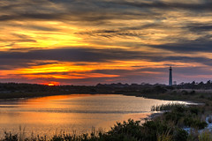 sundown lighthouse 16997-9 PL (ptcanon7D) Tags: