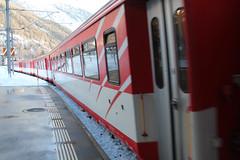Transport from Tasch to Zermatt