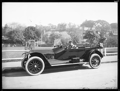 Motor car presented to government for Australia Day