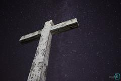 Greece | Anatoli | MilkyWay | Cross (Gous It) Tags: night way stars nikon long exposure cross religion science greece galaxy astrophotography universe milky anatoli milkyway limitless d3300