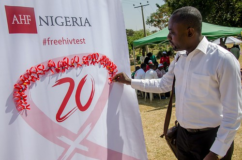 World AIDS Day 2014: Nigeria