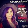@ricky_martin @miguelyalejandrooficial #equipobose apoya a #equiporicky