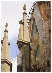 Sagrada Familia 62 (ferran pestaña) Tags: sagradafamilia gaud josepmariasubirachs ibarcelona