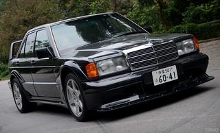 Mercedes-Benz 190e 2.5-16 Evolution II 2 W201 Hong Kong