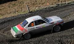 Vauxhall Firenza - McRae (rallysprott) Tags: car sport wales nikon sweet rally gb lamb motor firenza mcrae vauxhall rallying 2014 d300 sprott wdcc rallysprott