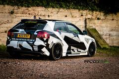 Audi Camo wrap on air (Sean at Monsterwraps Ltd) Tags: uk wrapping design graphics wrapped wrap automotive camo southampton 3m slammed onair airlift carwrap camowrap monsterwraps