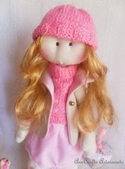 AnnCrafts Dolls - Carlota Doll XII (AnnCrafts Artesanato) Tags: handmade boneca tilda handmadedolls handmadedoll anncraftsdesign anndolls
