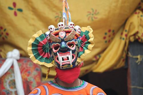 Foto India - BHUTAN: THIMPU TSHECHU