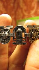 manikin (le d u m) Tags: fashion design treasure maya symbol style jewelry bracelet accessories manikin aztecs bijouterie            inkes jenavi