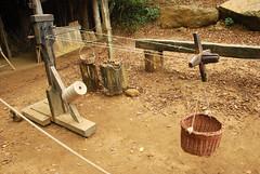 Gudelon - the ropemaker (ianmurray) Tags: castle cordier gudelon chteaufort ropemaker dsd6097