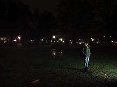 Mobile photography experiment 01 (2Fstudio) Tags: park street light italy parco mobile night torino piemonte smartphone s1 turin regio xiaomi