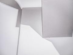ShadowArt.jpg (Klaus Ressmann) Tags: nyc autumn white streetart abstract color design shadows gray minimal klaus metropolitanmuseum omd em1 softcolours ressmann omdem1 flcabsoth flcstrart klausressmann