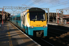 175107 @ Crewe (uksean13) Tags: station train canon cheshire transport rail railway crewe arriva dmu ef28135mmf3556isusm 400d 175107