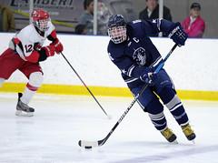 DSC_8110 (K.M. Klemencic) Tags: school ohio ice hockey kent high roosevelt ksu hudson rough explorers riders