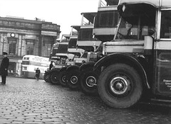 Dundee Corporation Transport (Dundee City Archives) Tags: old bus public buses 1930s photos dundee terrace transport shore transportation stance dundeecorporationtransport olddundeephotos