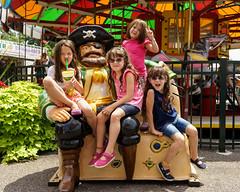 _DSC8004 (Shane Woodall) Tags: newyork brooklyn twins lily ella august amusementpark 2014 adventurers sonya7 shanewoodallphotography ilce7