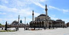 Konya Selimiye Camii (Sinan Doğan) Tags: konya türkiye turkey nikon cami mosque konyaselimiyecamii mevlanamüzesi konyafotoğrafları konyagezilecekyerler konyagezi konyahakkındaherşey konyatravel konyayıgeziyorum anadolu travel gezi içanadolu