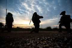 Multiple Scenario Exercise Near Nahal Oz (Israel Defense Forces) Tags: dogs army israel exercise military soldiers gaza idfsoldiers israeldefenseforces