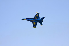 Number 2 (MMelissa.) Tags: plane jet airshow blueangels 114picturesin2014