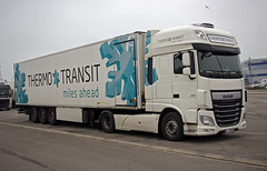 ThermoTransit DAF XF 450 Euro6 SLJH863, Boulogne, 1 Dec 2014 (andyflyer) Tags: truck boulogne lorry camion camions hgv roadtransport dafxf refrigeratedtruck refrigeratedtrailer thermotransit euro6 fridgetruck boulognefishmarket sljh863 transportfrigorefique xf450