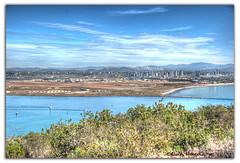 San Diego view (Olivia Heredia) Tags: california winter usa naturaleza nature us unitedstates sandiego socal invierno hdr highdynamicrange pointloma cabrillonationalmonument tonemapped tonemapping 1exp oliviaheredia oliviaherediaotero